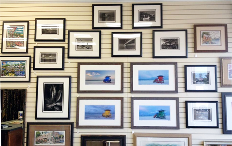 Picture Framing - Frame It Up Gallery
